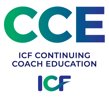 ICF CCE Continuing Coach Education Logo